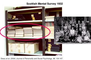 Scottish Mental Survey 1932
