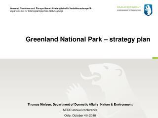 Greenland Self Government