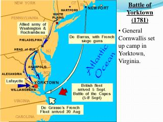 Battle of Yorktown (1781)