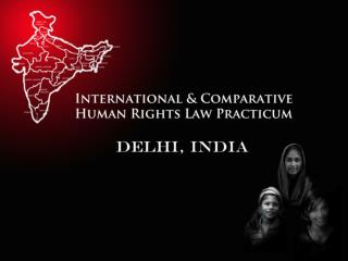 Internat & Comp Hum Rights Law Pract   PowerPoint