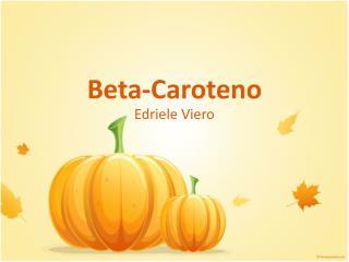 Beta-Caroteno