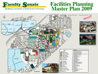 Facilities Planning Master Plan 2009