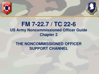 FM 7-22.7 / TC 22-6 US Army Noncommissioned Officer Guide Chapter 2