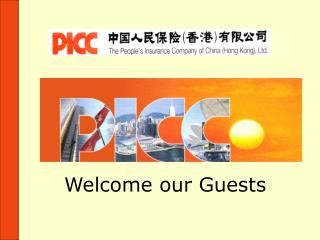 Welcome our Guests