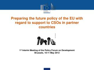 Preparing the future policy of the EU with regard to support to CSOs in partner countries