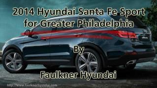 ppt 41972 2014 Hyundai Santa Fe Sport for Greater Philadelphia