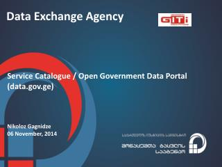 Data Exchange Agency