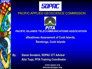 PACIFIC APPLIED GEOSCIENCE COMMISSION