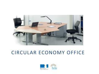 CIRCULAR ECONOMY OFFICE