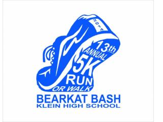 WHAT? BEARKAT BASH WHEN? SATURDAY,  September 20 th  , 		   5K - 7:30 am Kids 1K – 8:30 am