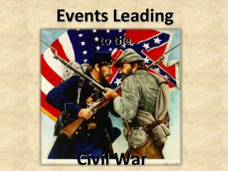 Events Leading  to the