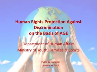Human Rights Protection Against Discrimination  on the Basis of AGE