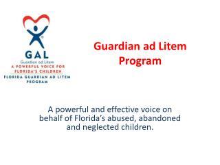 Guardian ad Litem Program