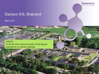 Danisco A/S, Brabrand