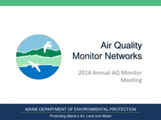 Air Quality Monitor Networks