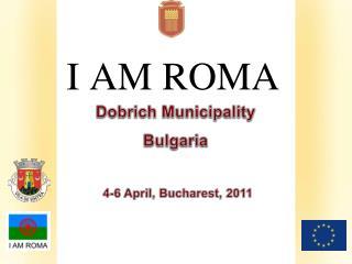 I AM ROMA