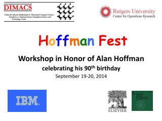H o ff m a n Fest