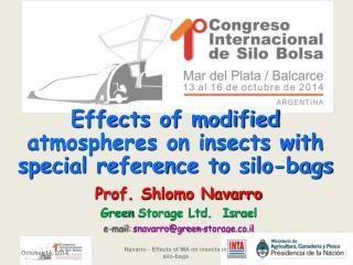 Prof. Shlomo Navarro  Green  Storage Ltd.  Israel  e-mail: snavarro@green-storage.co.il