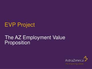 EVP Project