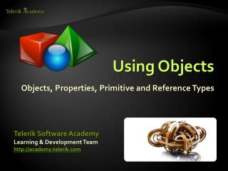 Using Objects