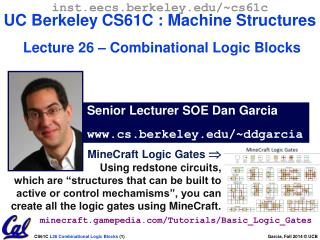 MineCraft Logic Gates   Using redstone circuits,