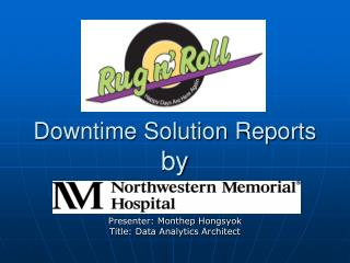 Downtime Solution Reports by