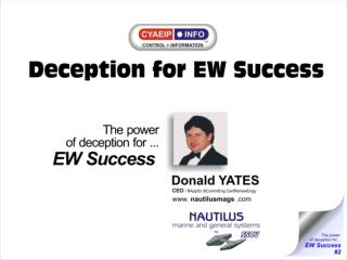 EW 2011 Nautilus Marine Friday arvo