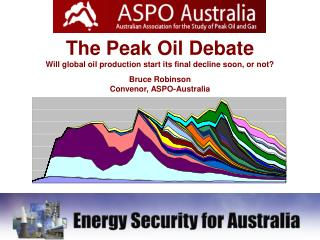 The Peak Oil Debate Will global oil production start its final decline soon, or not?