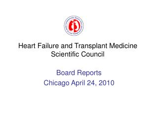 Heart Failure and Transplant Medicine Scientific Council