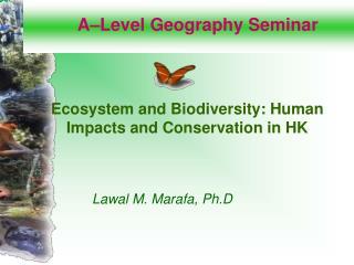 Lawal M. Marafa, Ph.D