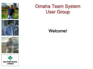 Omaha Team System  User Group