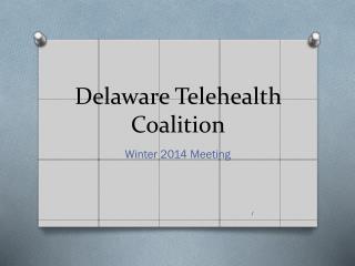 Delaware Telehealth Coalition