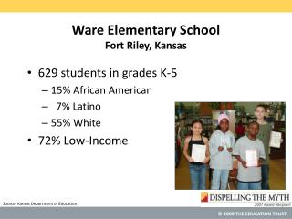Ware Elementary School Fort Riley, Kansas