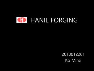 HANIL FORGING