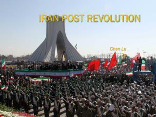 Iran Post Revolution