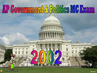 AP Government & Politics MC Exam