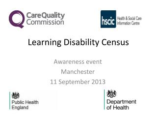 Learning Disability Census