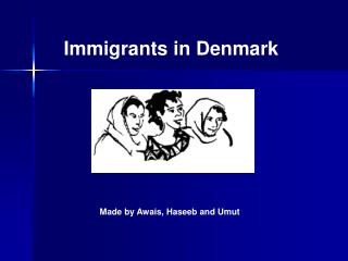 Immigrants in Denmark