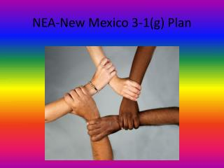 NEA-New Mexico 3-1(g) Plan