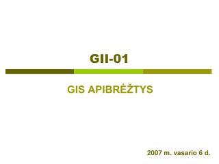 GII-01