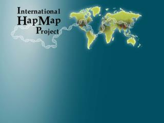 The International HapMap Project:   Ethical, Social, and Cultural Issues