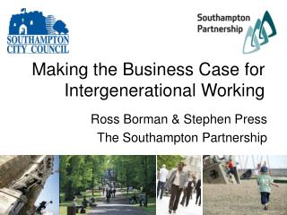 Making the Business Case for Intergenerational Working