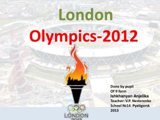 London   Olympics-2012