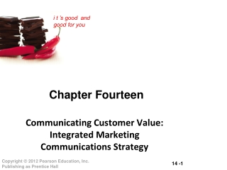 Chapter 14 Personal Marketing Communications: Word-of-Mouth, Sales, and Direct Marketing