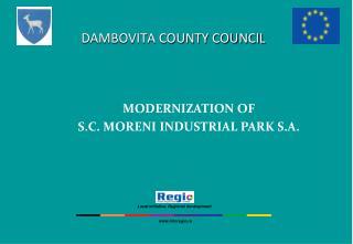 DAMBOVITA COUNTY COUNCIL