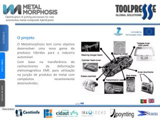Pop-Up Metalmorphosis PT
