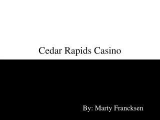 Cedar Rapids Casino