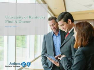 University of Kentucky Find A Doctor