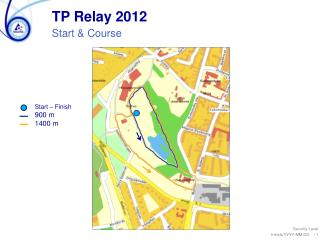 TP Relay 2012