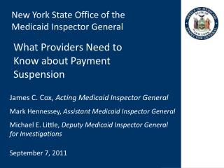 What Providers Need to Know about Payment Suspension